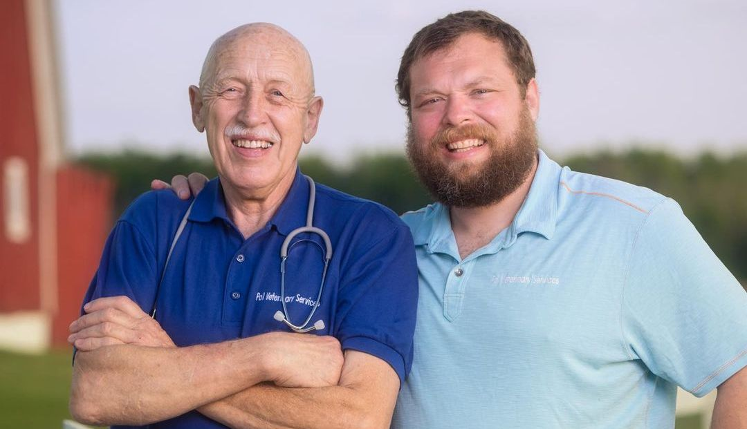 Dr. Jan Pol And Charles Pol