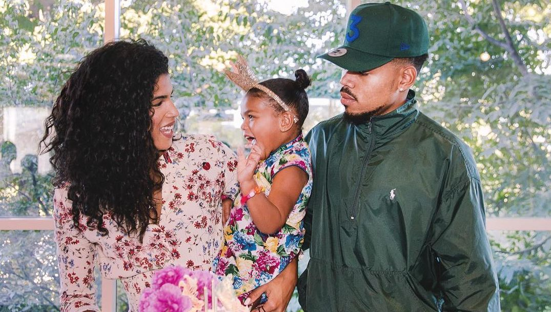 Kirsten Corley, Chance the Rapper And Kensli