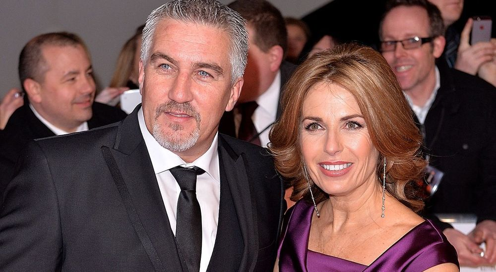 Paul Hollywood and Alex