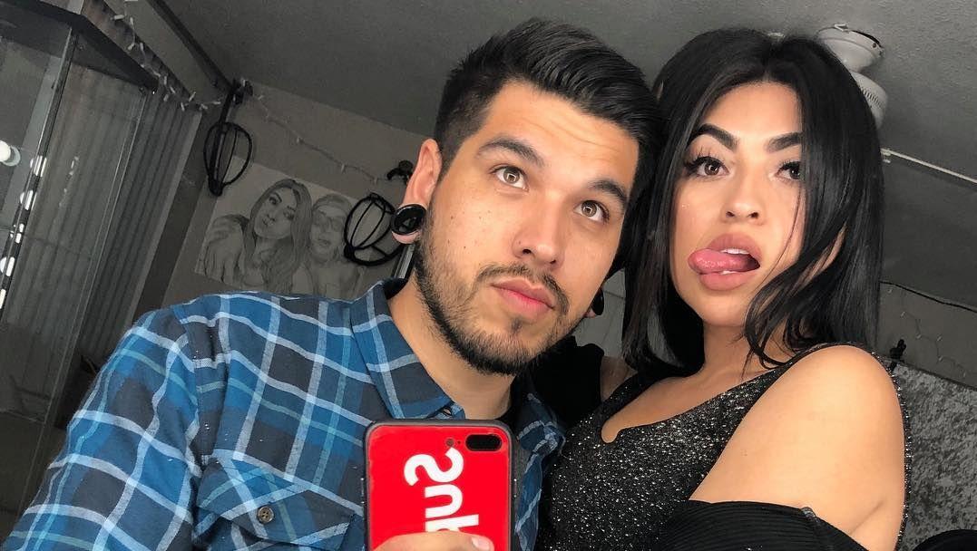 Yoatzi Castro and Jessie Andrade