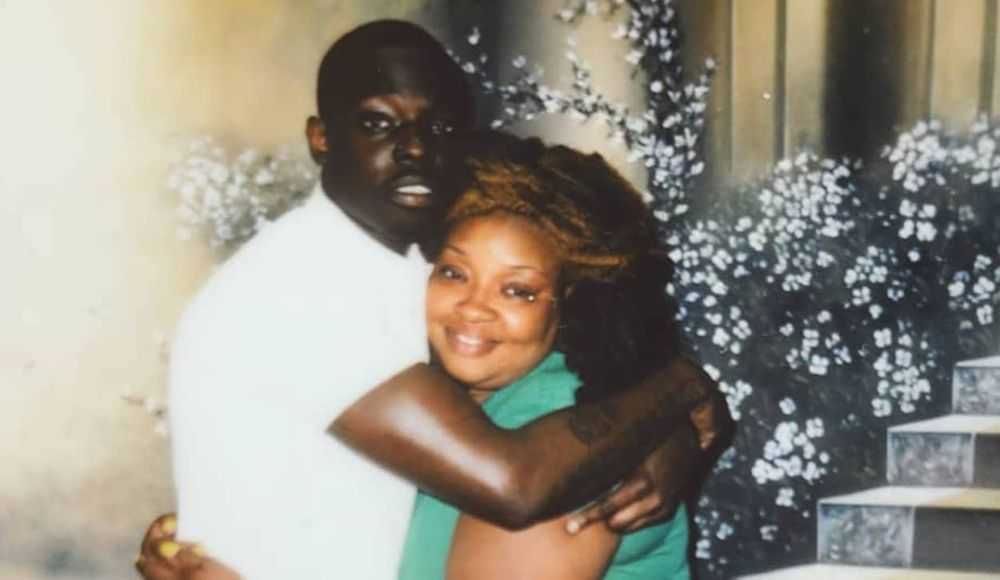 Bobby Shmurda and his mother