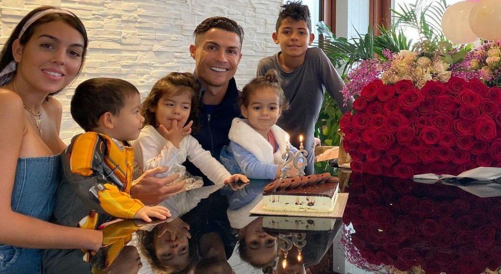 Georgina Rodriguez révèle enfin ce que fait Cristiano Ronaldo lorsqu'il perd un match