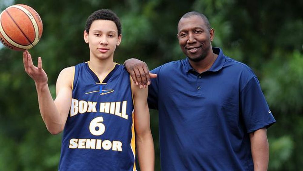 Ben and Dave Simmons