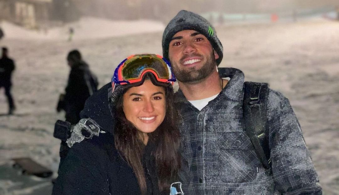 Hailie Deegan And Chase Crown
