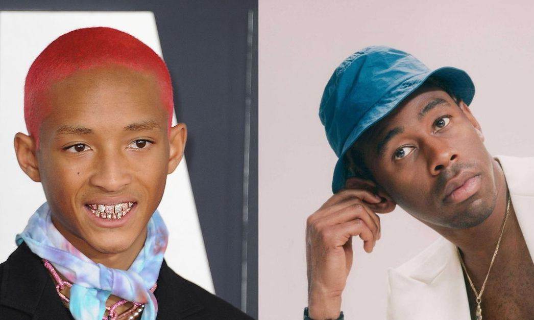Jaden Smith and Tyler, The Creator