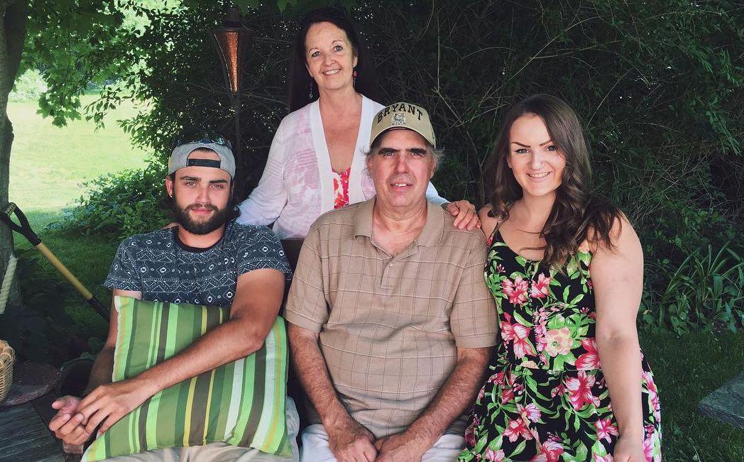 Mikayla Nogueira Family