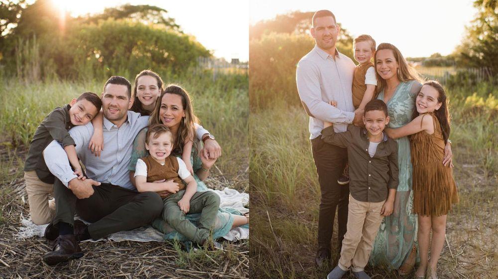 Chris Weidman wife and kids