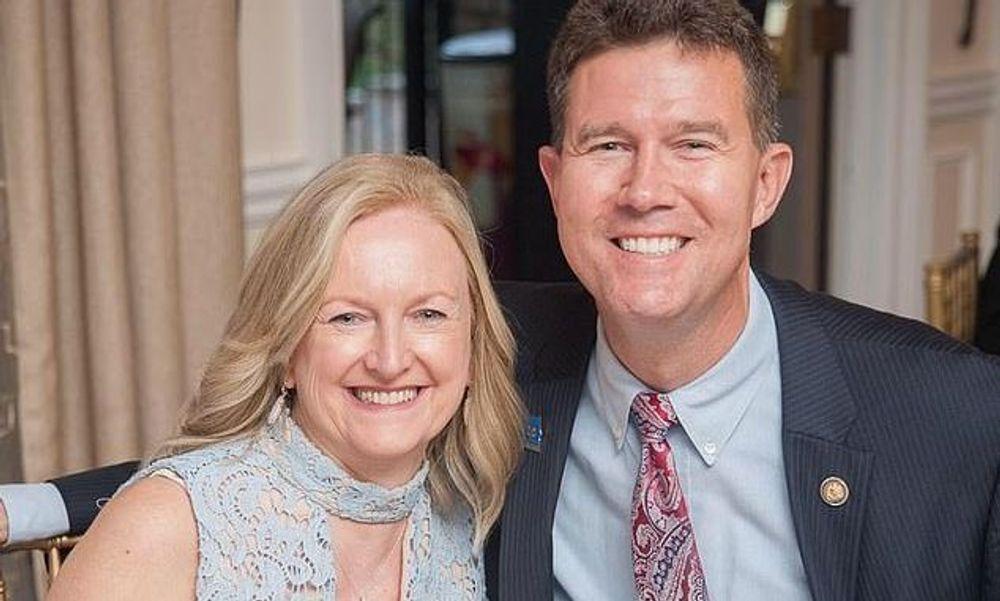 Cindy Benford And John Merrill
