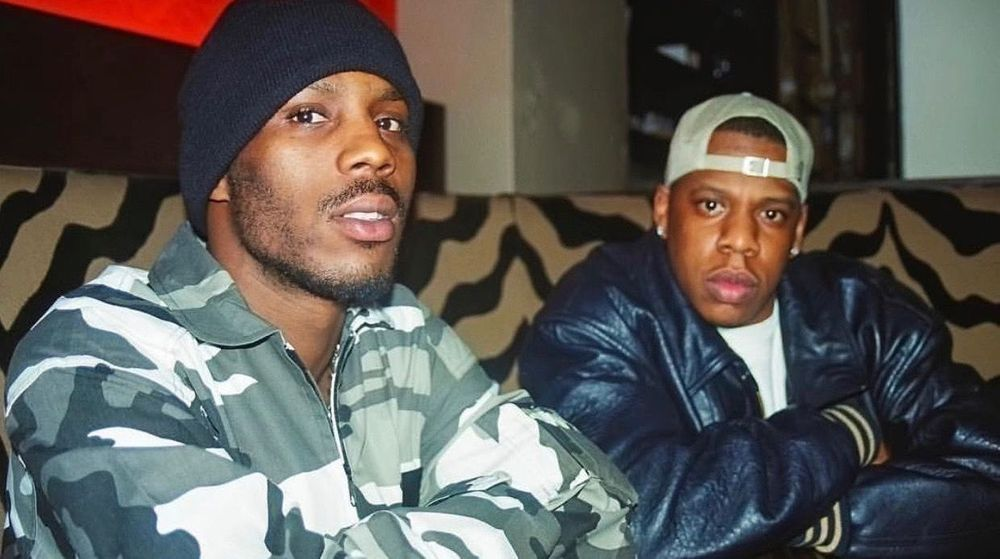 DMX and Jay Z