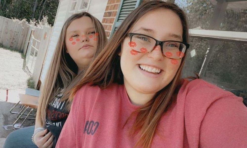 Honey Boo Boo and Lauryn 'Pumpkin' Shannon