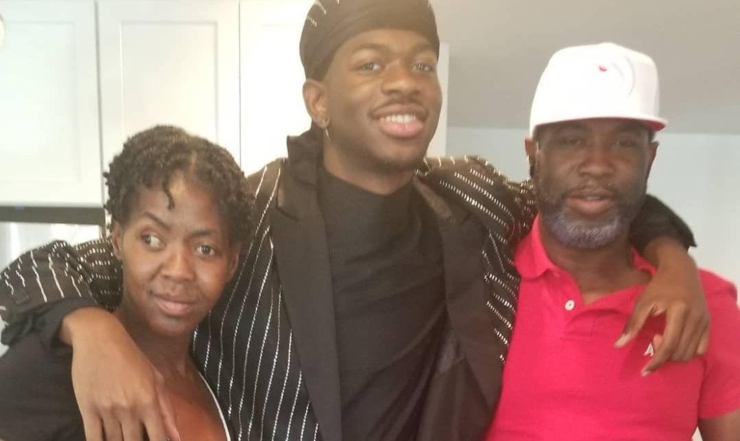 Lil Nas X's parents
