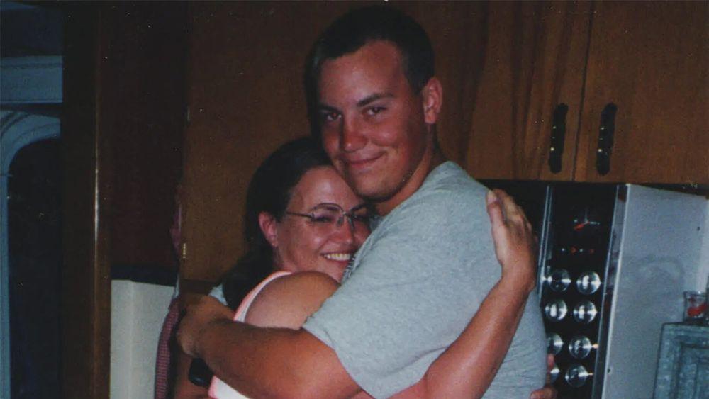 Lori Arnold And Her Son Josh