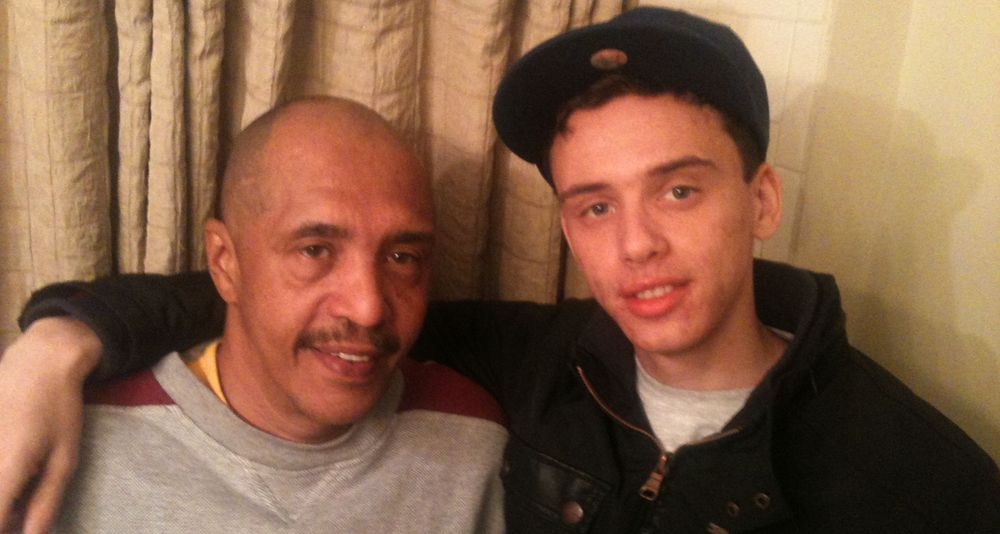 Logic and her father