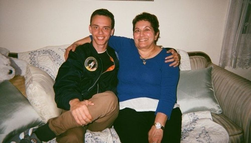 Logic and her mother