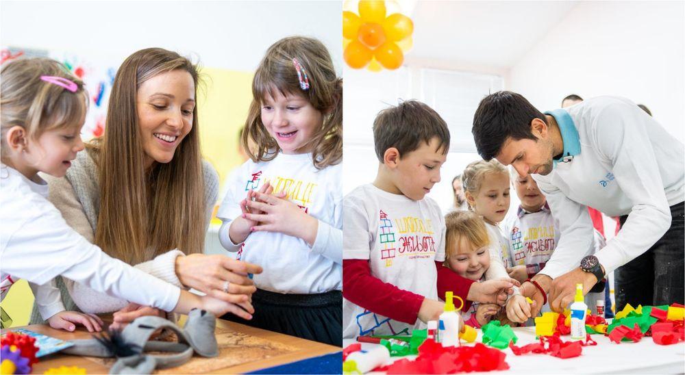 The Novak Djokovic Foundation