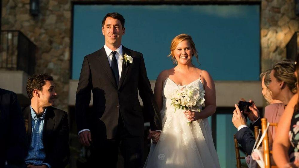 Amy Schumer And Chris Fischer