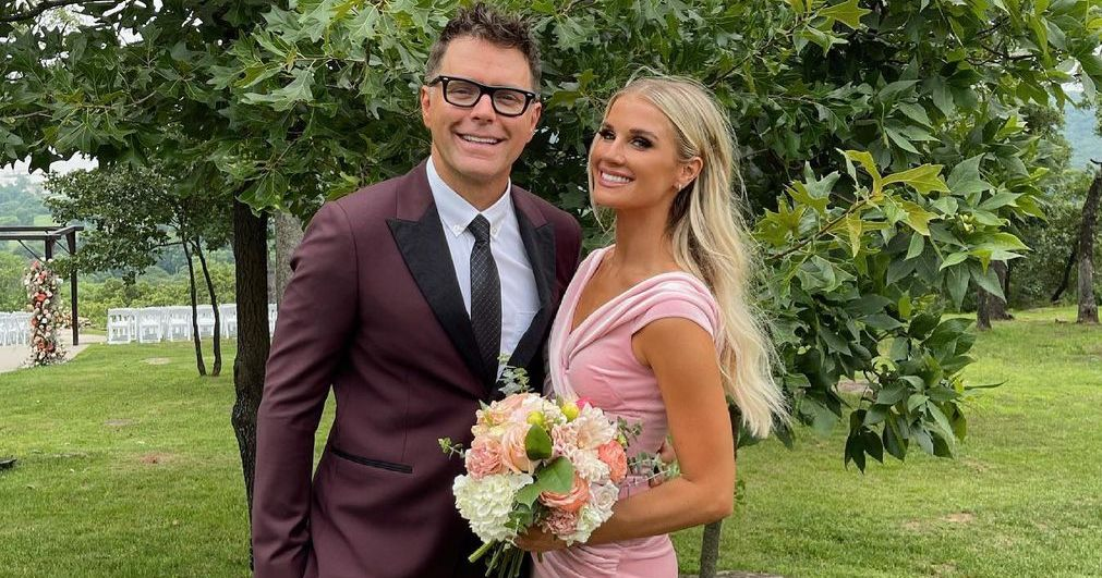 Bobby Bones and Caitlin Parker