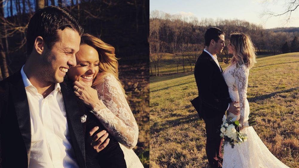 Brendan and Miranda's secret marriage