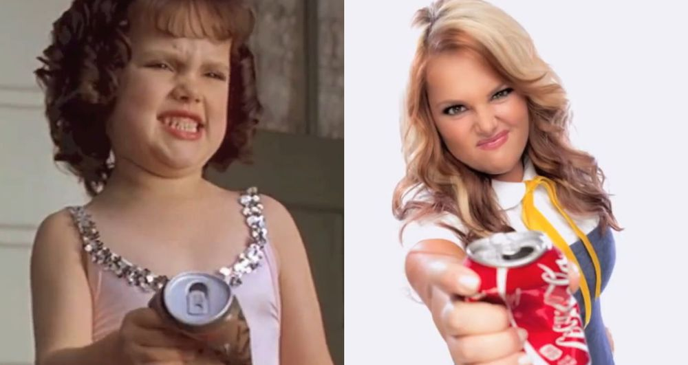 Darla from The Little Rascals