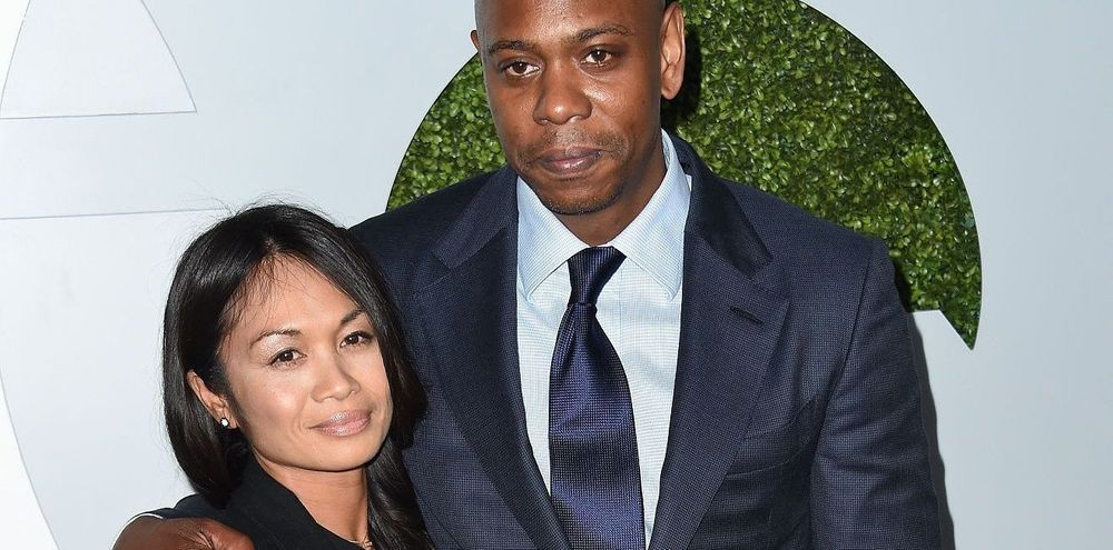 Elaine and Dave Chappelle
