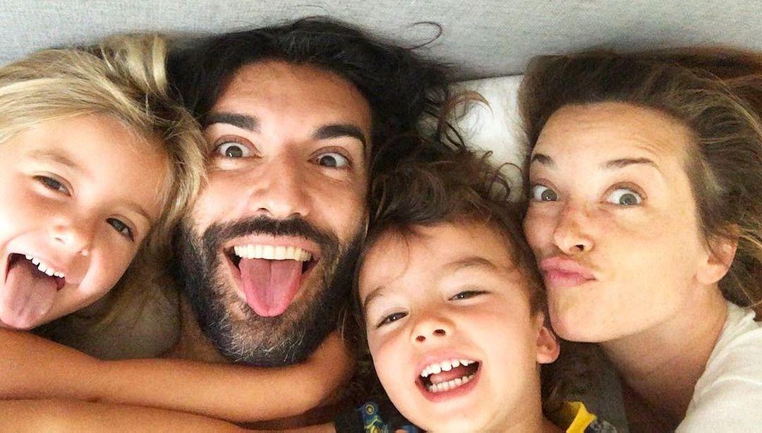 Justin Baldoni wife and kids