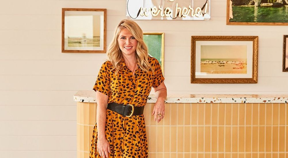 April Brown from Motel Makeover: Her upbringing, love-life, and career change explored