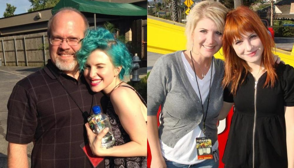 Hayley Williams' Parents