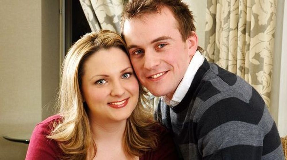Louise Woodward And Her Husband