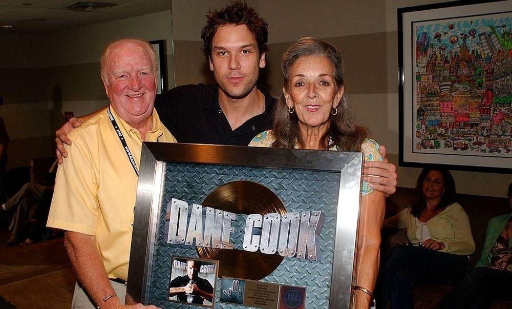dane cook parents