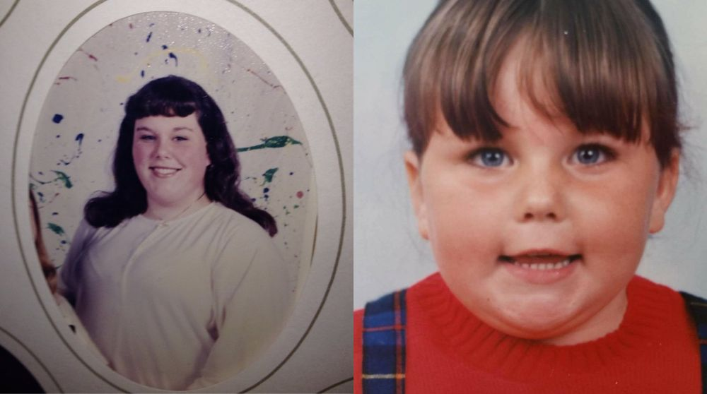 young Chrissy Metz