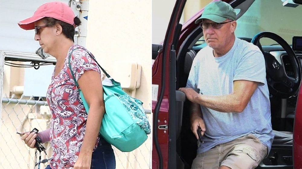 Brian Laundrie's parents