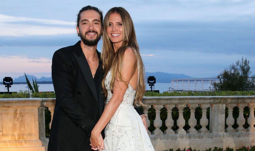 Heidi Klum and Tom Kaulitz wedding