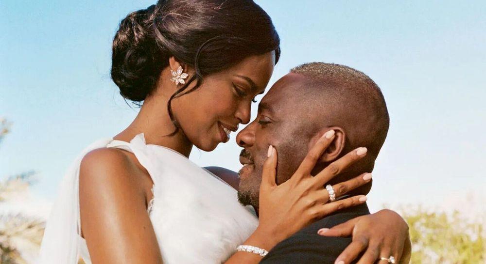 Idris Elba And Sabrina