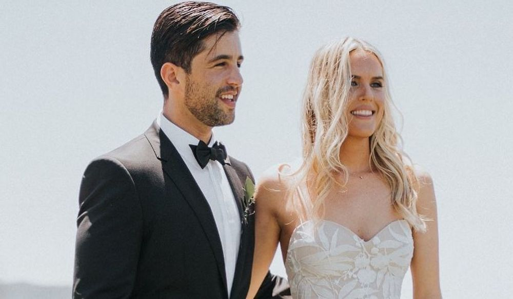 Josh and Paige wedding
