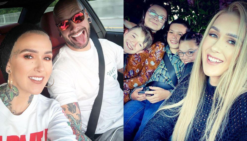 Mel Thompson family