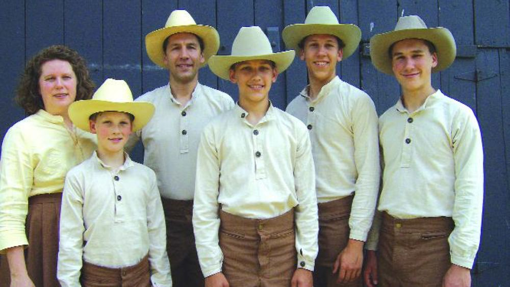 Stockdale family