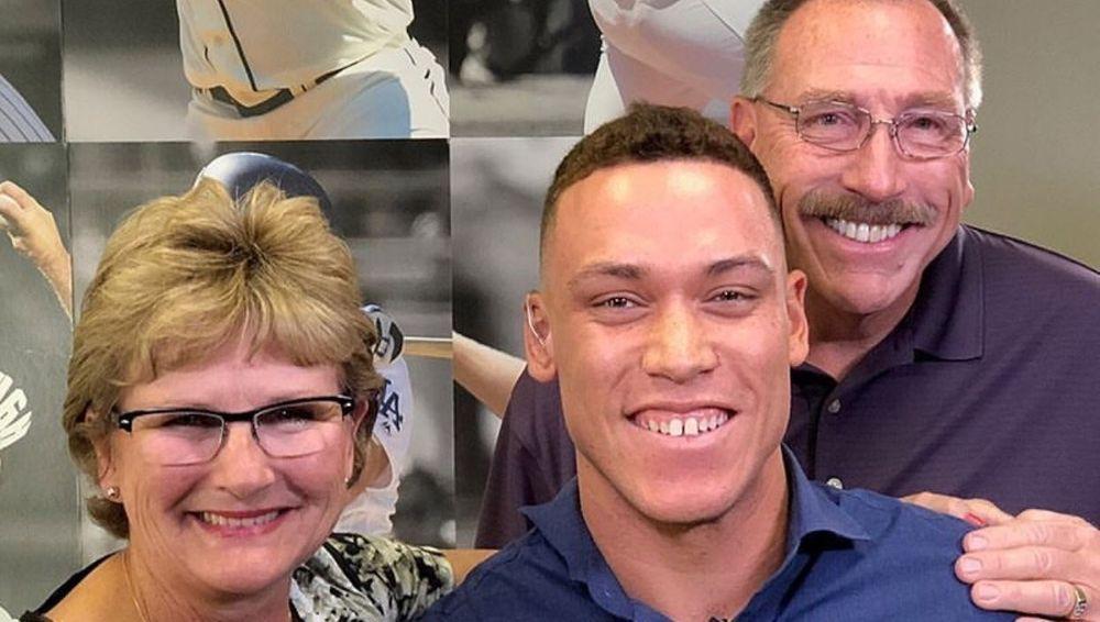 Aaron Judge parents