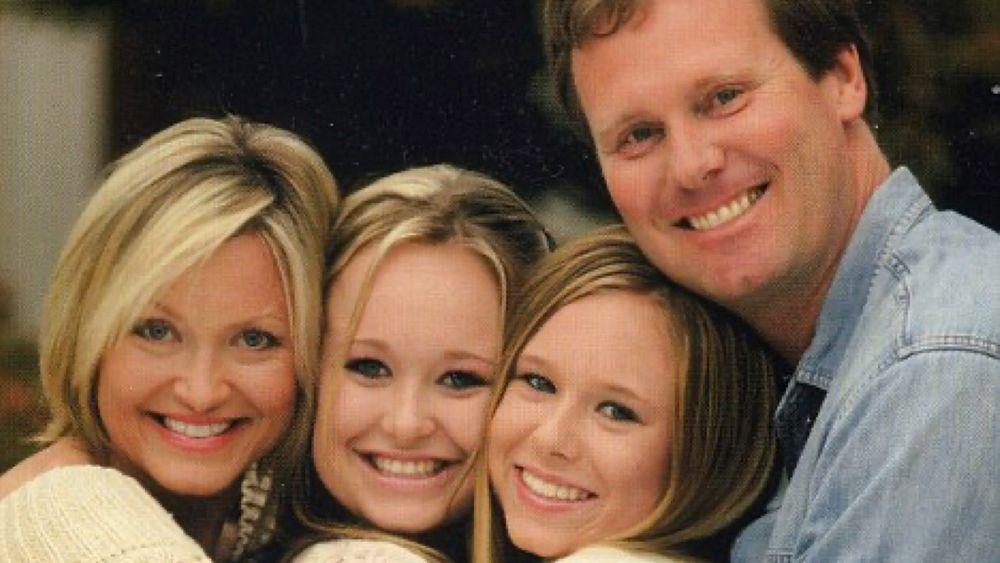 Kristine Carlson's family
